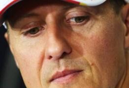 Possíveis fotos atuais de Schumacher são oferecidas por mais de R$ 5 milhões