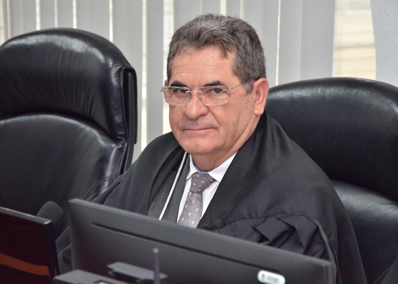 Sessao 1 Secao Civel novo Pres Jose Aurelio 22 01 20 34 - Desembargador José Aurélio da Cruz é eleito novo presidente da Primeira Seção Especializada Cível