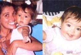 Tássia Camargo faz desabafo sobre a morte da filha: 'Fico a imaginar como ela seria hoje'