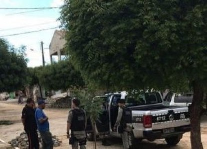 assalto correios boa ventura 300x216 - Dupla invade e assalta agência dos Correios em Ventura