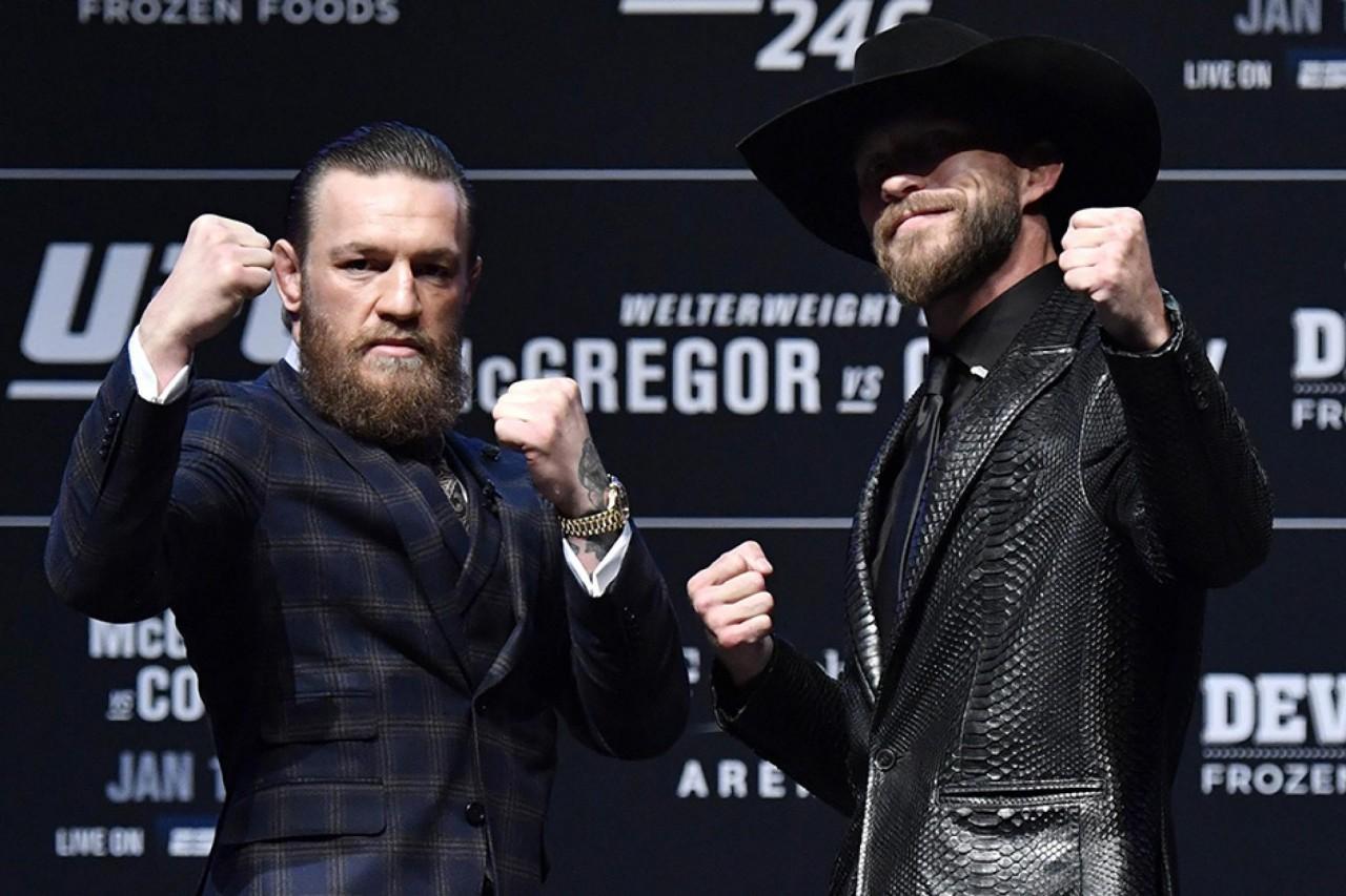 cerronehero 1 - UFC: Cerrone elogia McGregor, diz 'não' a luta no chão e revela forma perfeita de acabar o combate