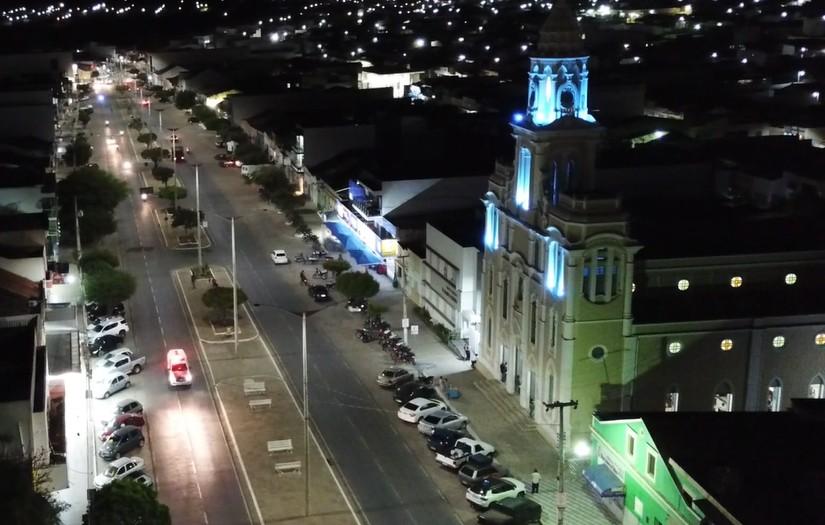 dcc7ceb3 fb4b 4e35 a94e e0fc2c87b4c8 - 10 municípios paraibanos tiveram iluminação pública renovada pela Energisa Paraíba em 2019