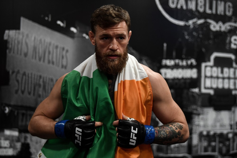 gettyimages 1046917872 - McGregor promete fazer mágica no octógono do UFC: 'Eu venceria Cerrone até gripado'