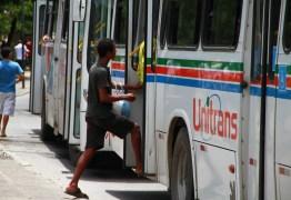 Funcionários do Sistema de Transporte Coletivo Urbano de João Pessoa vão ser vacinados contra H1N1 e testados para Covid-19