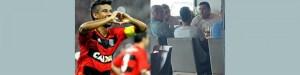 leo moura flamengo 300x75 - Ex-lateral do Flamengo é flagrado almoçando com dirigentes do Botafogo-PB