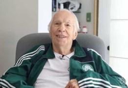 Morre aos 88 anos,ex-goleiro Valdir Joaquim, ídolo do Palmeiras