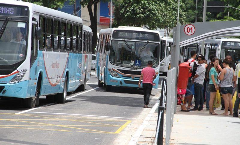 nibus joão pessoa e1542713666233 - Reajuste nas tarifas de ônibus de João Pessoa começa a valer a partir deste domingo