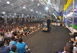 Evento evangélico de Campina Grande recebe inscrições de fiéis de todo o país