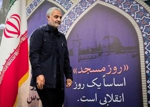 qassem soleimani 300x215 - TENSÃO MUNDIAL: Comandante do exército do Irã é assassinado em ataque aéreo dos EUA