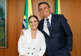 Governo Bolsonaro gastou cerca de R$ 9 mil com passagens de Regina Duarte