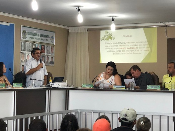 sao jose debate - Prefeito de São José de Piranhas discute plano que pode gerar R$ 90 mil por mês em empregos para o município