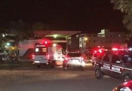 CHUVA DE BALAS: Homem é agredido por grupo de torcedores próximo a estádio em João Pessoa; VEJA VÍDEO