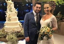 Após dois anos de casamento, Solange Almeida anuncia separação