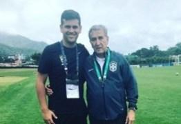 Rafael Soriano não é mais treinador do Nacional de Patos