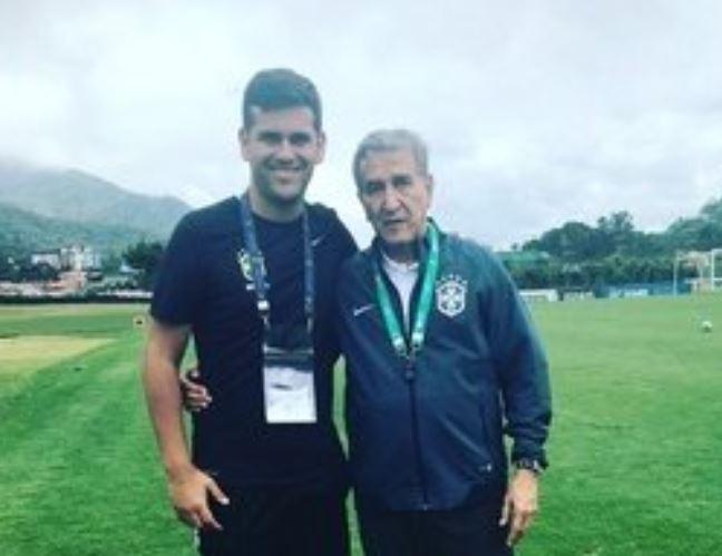 treinador - Rafael Soriano não é mais treinador do Nacional de Patos