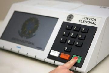 urna eletronica - PREVENÇÃO: Justiça proíbe carreatas e comícios nos municípios da 63ª Zona Eleitoral