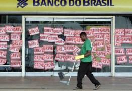 Funcionários do Banco do Brasil realizam paralisação na Paraíba, nesta quarta-feira