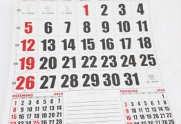 TUDO IGUAL? Coincidências marcam ano de 1964 e o de 2020, os calendários são iguais