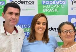 Podemos se reúne em Campina Grande e ratifica nome de Ana Cláudia como pré-candidata a prefeita