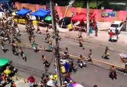 Polícia Civil de Olinda se pronuncia sobre vídeo viral de confusão generalizada em bloco: VEJA VÍDEO