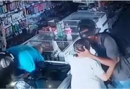 BEIJOQUEIRO: Polícia prende suspeito de assalto que beijou idosa durante crime