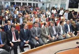 Câmara de João Pessoa abre trabalhos legislativos com sessão solene na manhã desta terça-feira (11)