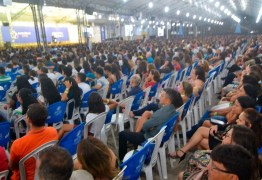 Consciência Cristã registra mais de 100 mil pessoas ao longo do evento em Campina Grande