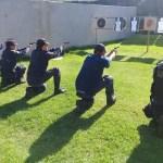 Curso de Tiro e Armamento - Guardas Municipais de Conde participam de nova etapa do curso de tiro e armamento