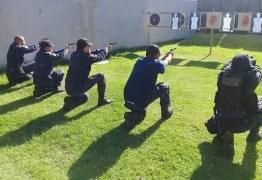 Guardas Municipais de Conde participam de nova etapa do curso de tiro e armamento