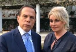 APÓS 27 ANOS: Casal Doria resolve se separar de maneira consensual