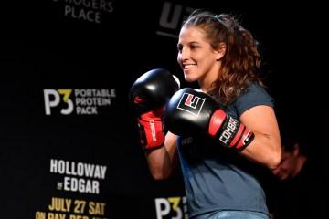 UFC: 'Pronta' para encarar Amanda, Spencer comemora incentivo no peso-pena