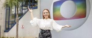 "LARISSA MANOELA NA GLOBO 300x127 - Larissa Manoela anuncia mudança para a TV Globo: ""É real, oficial"""
