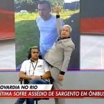 """SIKERA JR 2 - VEJA VÍDEO: Sikera Jr. esfrega órgão genital em produtor e dispara: """"o dono dessa p... veio atrás de mim"""""""
