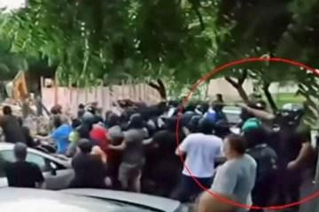 Screenshot 20200220 111858 720x400 1 - Vídeos mostram homens disparando em ato em que Cid Gomes foi baleado - VEJA