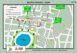 Semob-JP modifica trânsito no Centro e reforça linhas de ônibus para o desfile do Cafuçu
