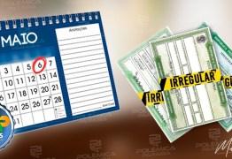 ELEIÇÕES 2020: eleitores têm até 6 de maio para procurar cartório e regularizar situação eleitoral