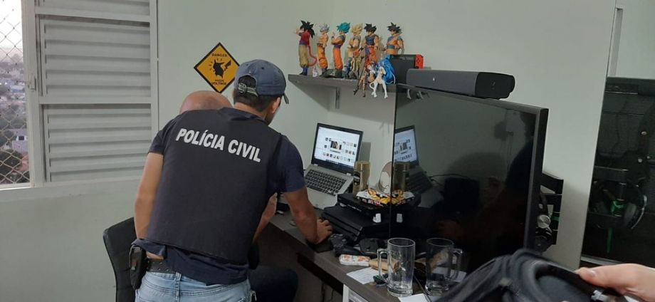 amp operacao infancia - Operação contra exploração sexual infantil contabiliza 38 prisões