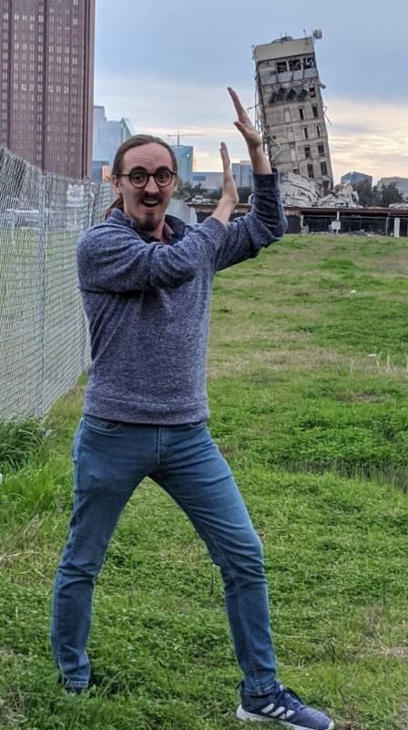 blog dallas 2 - Dallas ganha 'rival' inesperada da Torre de Pisa