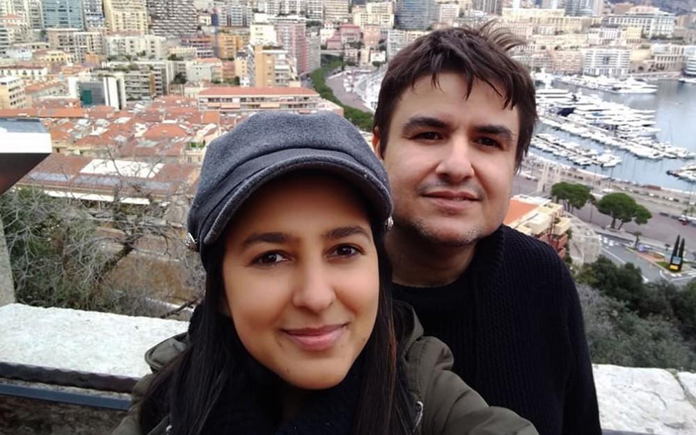 casal3 - CRIME NA EUROPA: Brasileiros são baleados por vizinho em apartamento na França