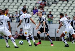Botafogo-PB arranca empate do Ceará em Fortaleza e assume liderança do grupo na Copa do Nordeste