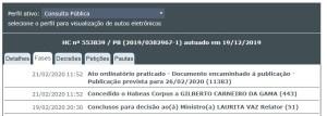 decisao gilberto carneiro 300x107 - STJ concede habeas corpus ao ex-procurador geral Gilberto Carneiro