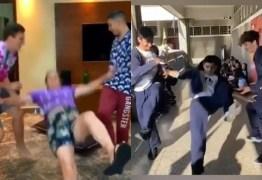 ROLETA HUMANA E DESAFIO DA RASTEIRA: Brincadeiras de 'derrubar' já causaram morte de adolescente em Mossoró – VEJA VÍDEOS