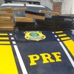 drogas prf - Polícia Rodoviária Federal apreende mais de 40 quilos de maconha na Paraíba