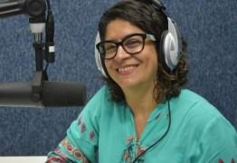 Edileide Vilaça estreia como apresentadora no Jornal da Rádio Câmara na próxima semana
