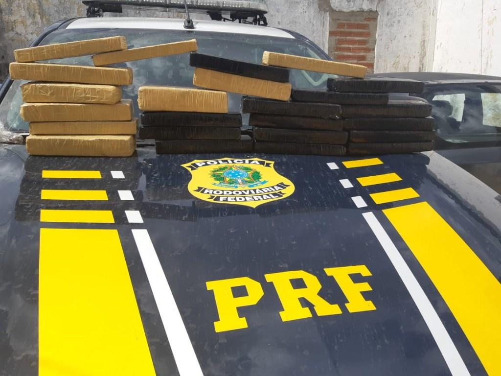 fdec207d c4e7 484d b82c ce70dc9254bf 1024x768 - TRÁFICO DE DROGAS: PRF apreende mais de 40 quilos de maconha na Paraíba
