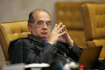Gilmar Mendes critica presença de militares em cargos no Ministério da Saúde: 'Que isso seja revisto'