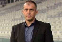 CSA anuncia Eduardo Baptista poucas horas após demitir Barbieri