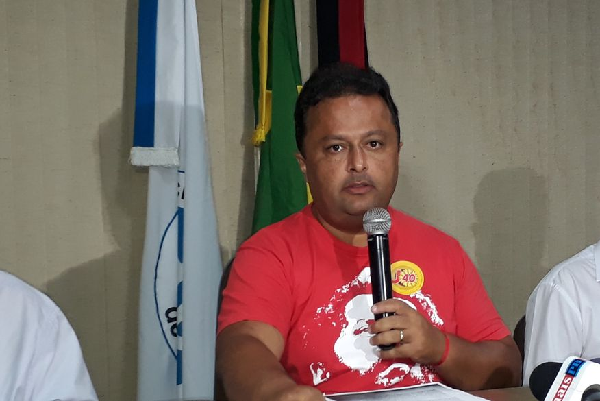 jackson macedo - 'GOLPE NÃO': Presidente do PT da Paraíba repercute pedido deimpeachment de João Azevedo e de Lígia Feliciano