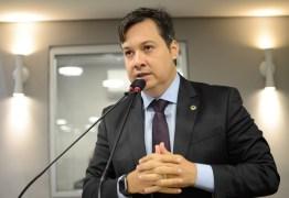 Governador da Paraíba exonera Júnior Araújo do cargo de Secretário Chefe do Governo