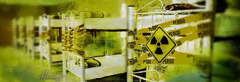 montagem698 - ARQUIVOS SECRETOS: Médicos teriam sido contaminados por radiação no Trauma durante gestão da Cruz Vermelha - VEJA DOCUMENTO